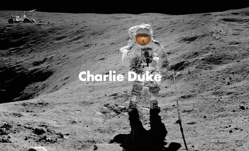 Image result for charlie duke